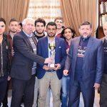 دوري كرة القدم جامعة بلاد الشام