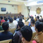 طلاب مستجدين جامعة بلاد الشام